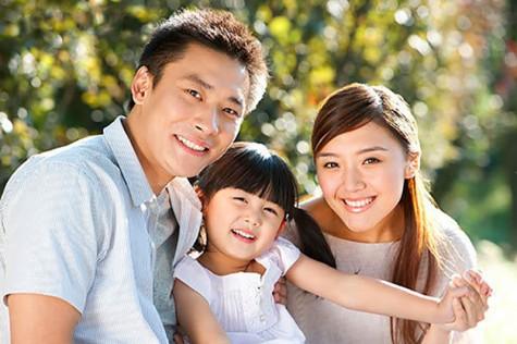 Khác biệt văn hóa phương Tây và Việt Nam - gia đình Á Đông - elleman