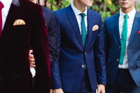 Mặc vest nam đẹp chuẩn Ý theo phong cách Việt