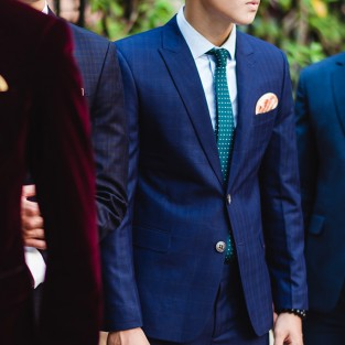BST Vest Nam Remmy theo phong cách Ý