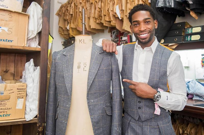 cách phối hợp quần áo với vải tweed 1 - elleman