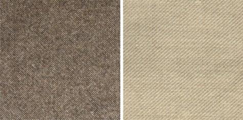 cách phối hợp quần áo với vải tweed - họa tiết trơn - elleman