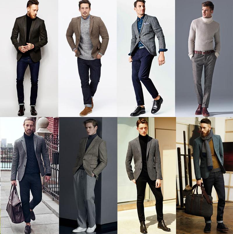 cách phối hợp quần áo với vải tweed - thời trang đường phố - elleman