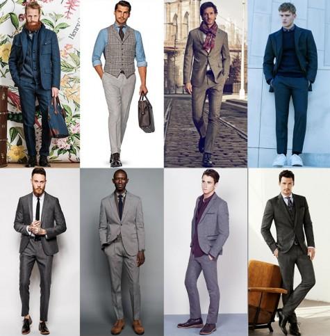 cách phối hợp quần áo với vải tweed - thời trang công sở - elleman