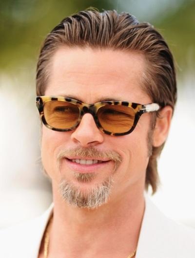 Đây là Kiểu vuốt tóc nam được tài tử Brad Pitt yêu thích