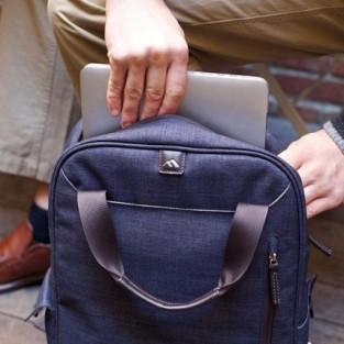 balo laptop cực đẹp dành cho sinh viên và game thủ - Brenthaven Collins Limited Edition 9 - elleman