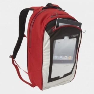balo laptop cực đẹp dành cho sinh viên và game thủ - Osprey Cyber Port Daypack 4 - elleman