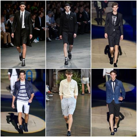 Thoi trang xuan - he nam 2015 shorts luxe
