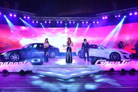 Xe hơi thể thao Maserati ra mắt thị trường Việt Nam