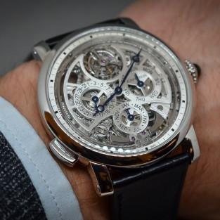 Đồng hồ Cartier nam Grand Complication: Siêu phẩm hoàn hảo