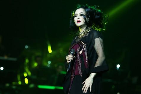 Một khoảnh khắc xuất thần của Thanh Lam trên sân khấu