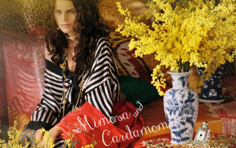 Thế giới nước hoa của Jo Malone thường tự nhiên, đơn sắc. Nhưng Mimosa & Cardamon là một sáng tạo thú vị và lý thú.
