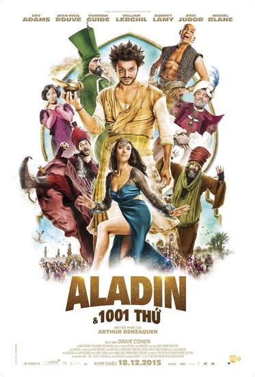 10 bộ phim điện ảnh mùa lễ hội 2015 - Aladain - elle vietnam