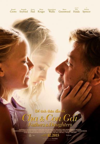 10 bộ phim điện ảnh mùa lễ hội 2015 - Fathers-Daughter - elle vietnam