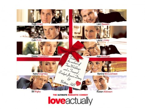 Những bộ phim tình cảm cho đêm Giáng Sinh