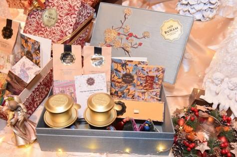 Ra mắt bộ quà tặng cafe Ru Nam dịp Tết 2016