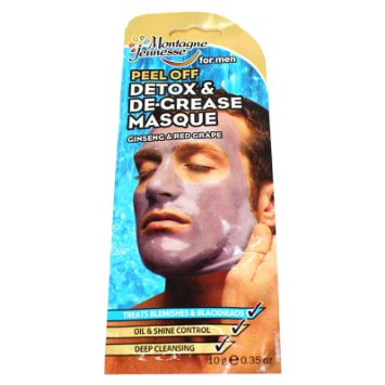 Detox & De-Grease Masque