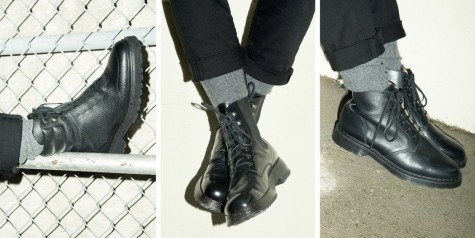 Dr. Martens là một trong những đôi giầy đa năng nhất trong làng thời trang.