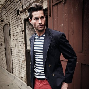 Cách phối màu quần áo nam – Chơi đùa với monochromes