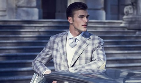 Cổ điển luôn là guu thời trang của các quý ông sang trọng.