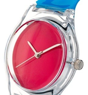 Colour Block Watch ASOS