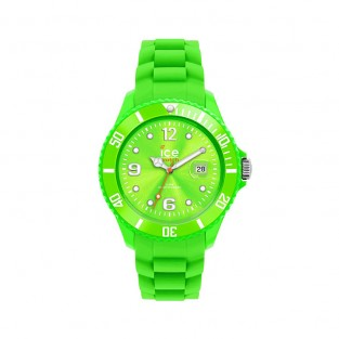Ice-Watch Forever Green Men's Silicone Strap Watch