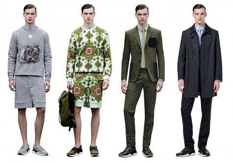 BST Pre-Collection Xuân-Hè 2016 của Givenchy