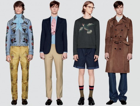 BST Gucci Pre-Collection Xuân Hè 2016