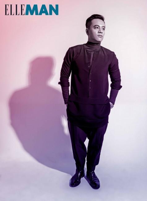 Đối lập với thế giới đầy những tiết tấu dồn dập và thanh âm phức tạp của EDM, DJ Hoàng Anh là người trầm tính. Ngay cả giữa đám đông cuồng nhiệt, anh cũng chỉ bị hút vào cuộc trò chuyện với âm nhạc chứ không màng đến cuộc sống hào nhoáng về đêm.