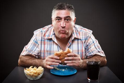 Các bạn chớ ăn nhồm nhoàm, bạn hãy để cơ thể bạn điều chỉnh dần với lượng thức ăn nạp vào cơ thế.