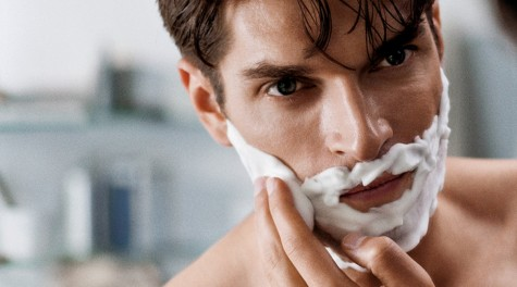 Tẩy tế bào chết vùng da nuôi râu