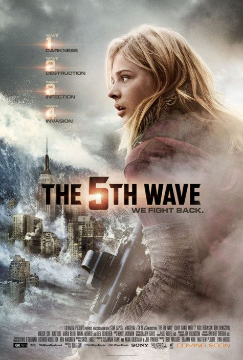 Phim chiếu rạp - The 5th Wave