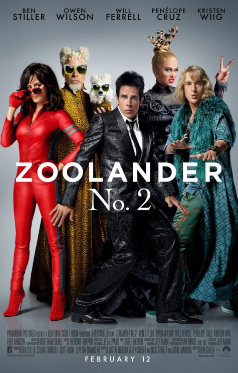 Phim chiếu rạp - Zoolander 2