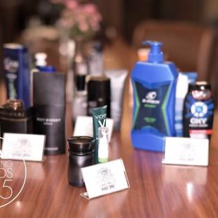 Hé lộ dàn giám khảo ELLE Man Grooming Awards 2015