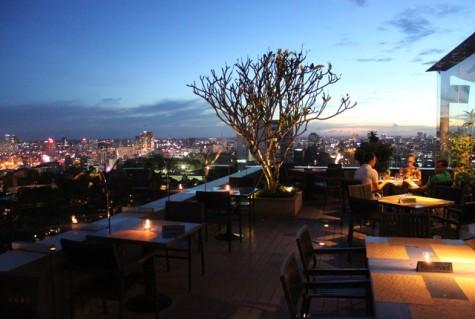 Nhà hàng lãng mạn cho buổi hẹn hò trong mơ