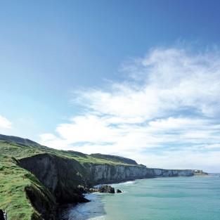 Theo dấu kỳ quan ở Bắc Ireland