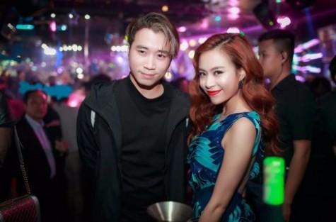 """Góp mặt trong dàn sao đình đám của party có cả """"hoàng tử rap Việt"""" Karik."""