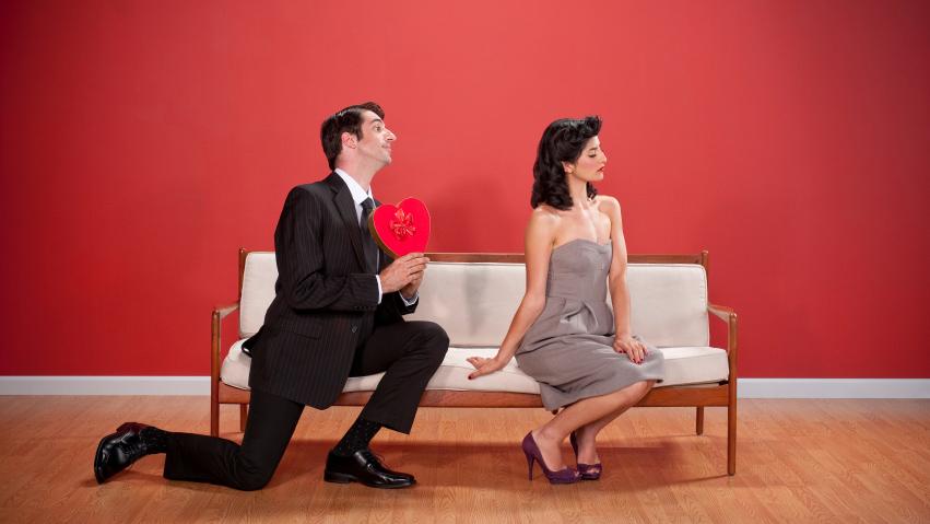 Cách cưa gái - Khi con gái nói không