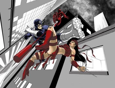 Phim Daredevil season 2: Bullseye dậy sóng Hell's Kitchen?
