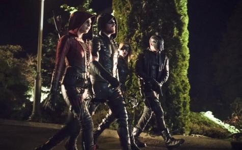 Preview phim Arrow Season 4: Bản ngã của người hùng