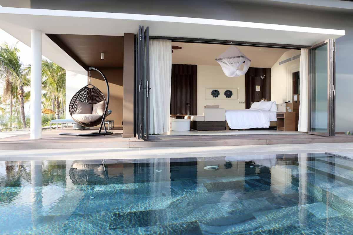 20 villa có bể bơi riêng
