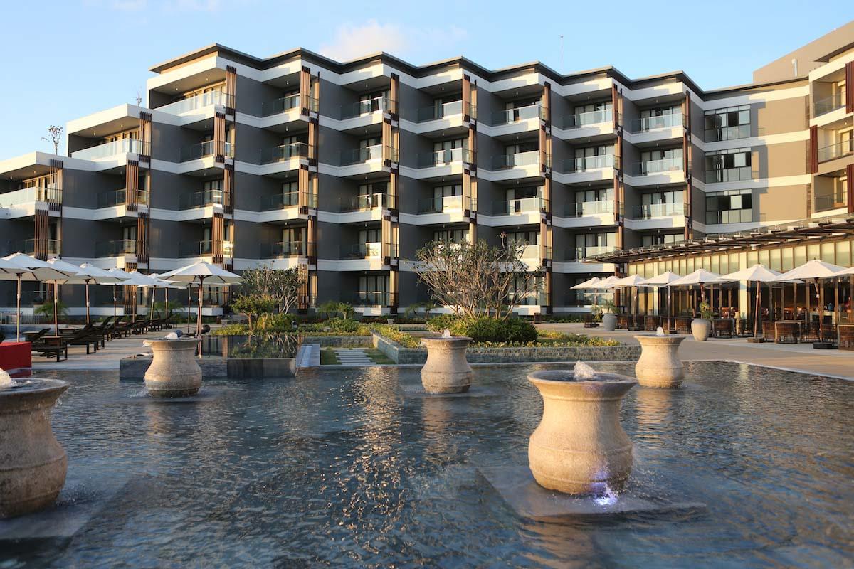 Khu nghỉ dưỡng với 650 m2 tổng diện tích phòng họp và sự kiện.