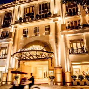 Khách sạn Apricot - Top 25 KS sang trọng nhất Việt Nam