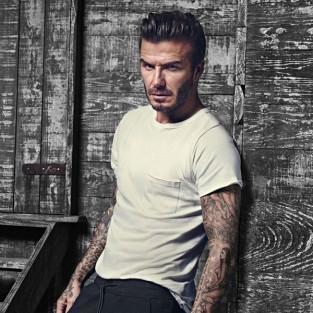 David Beckham & H&M 1 - elle vietnam