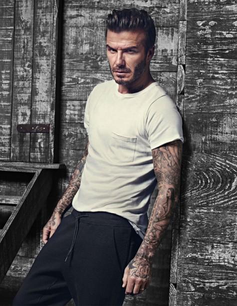 David Beckham, H&M và những cú oanh tạc đầu năm