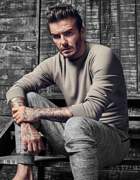 David Beckham & H&M 2 - elle vietnam