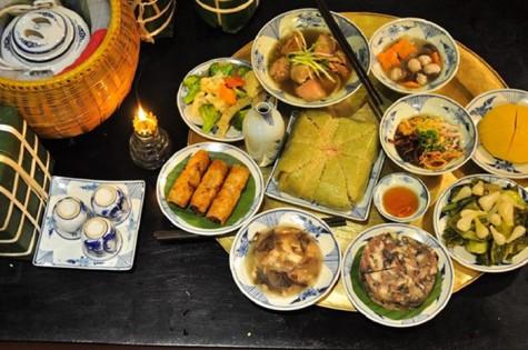 những lưu ý khi ăn uống ngày tết 5 - elle vietnam