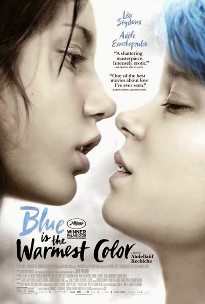 phim tình cảm cho mùa Valentine - Blue is the warmest color - elle vietnam