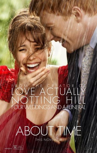 phim tình cảm cho mùa Valentine - about time - elle vietnam
