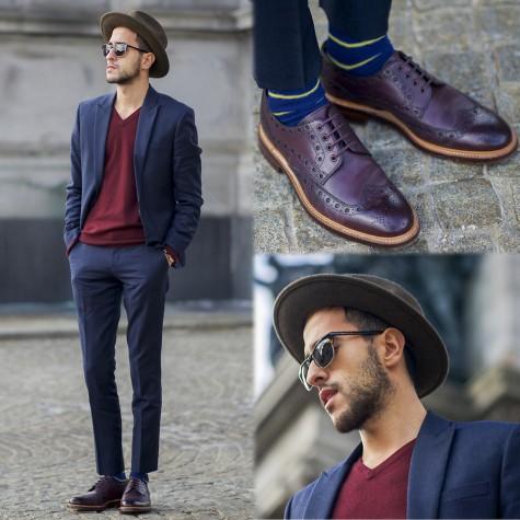 4 kiểu giày da nam đa zi năng các chàng trai nên có