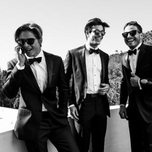 Những cách phối đồ cực chất cùng vest Tuxedo
